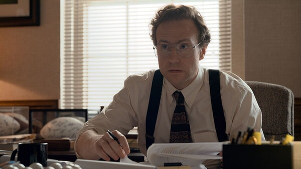 RAFE SPALL as Tommy Chapman in Warner Bros. Pictures' drama JUST MERCY.