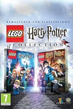 LEGO Harry Potter Collection - Key Art