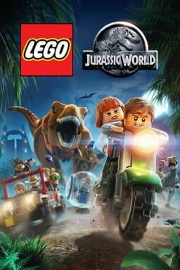 LEGO Jurassic World - Key Art