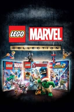 LEGO Marvel Collection - Key Art