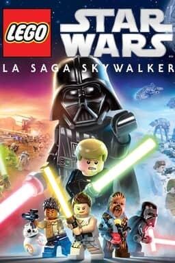 LEGO Star Wars: La Laga Skywalker - Key Art